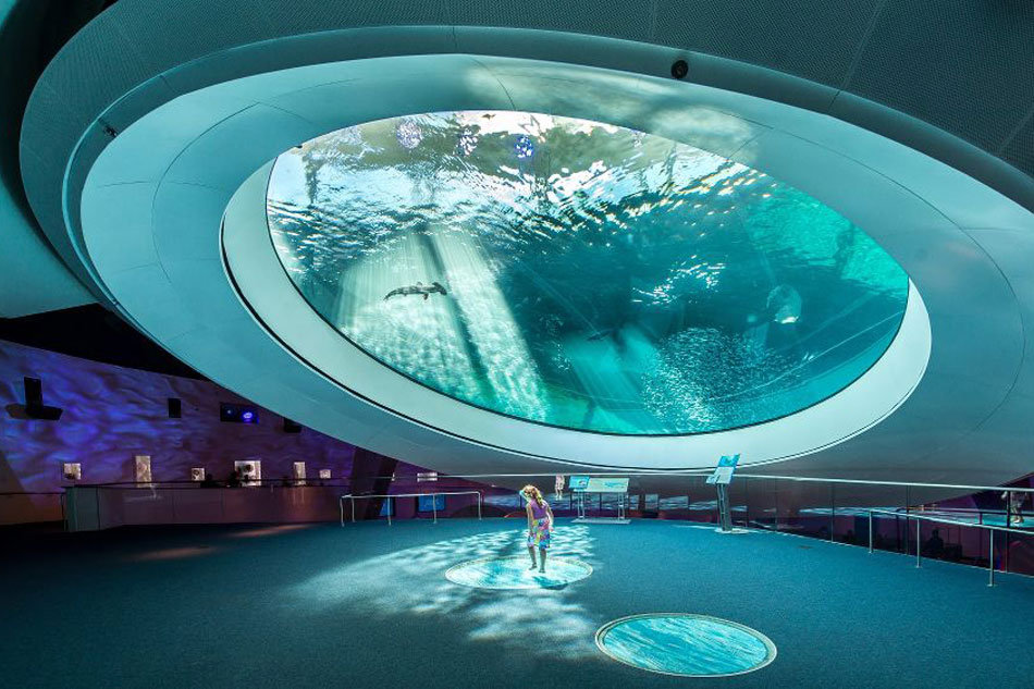 gulf stream exhibit in miami